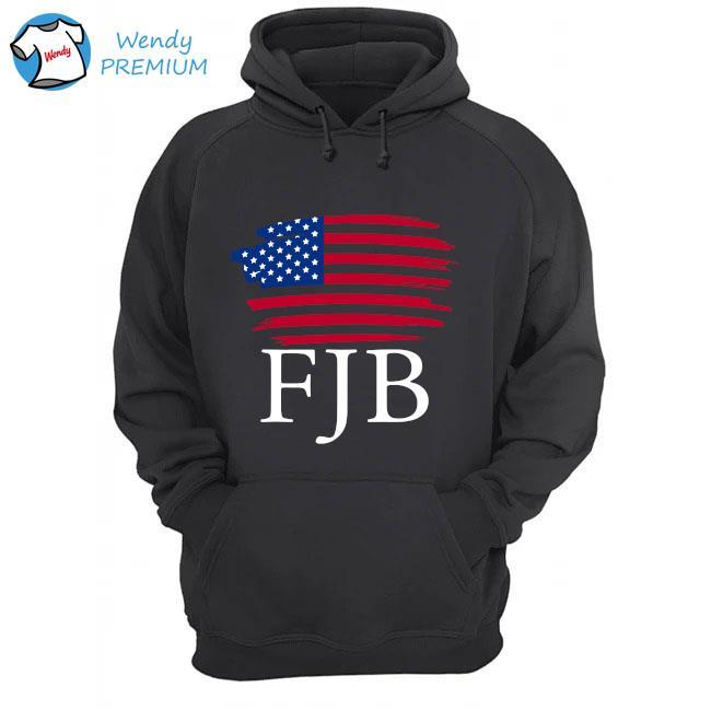 American flag Fjb anti Biden s Hoodie