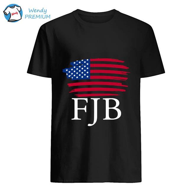 American flag Fjb anti Biden shirt