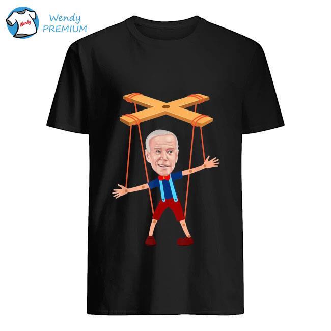 Joe Biden As A Puppet Shirt
