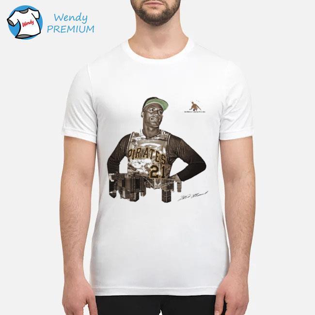 Pittsburgh Pirates Roberto Clemente Number 21 Shirt
