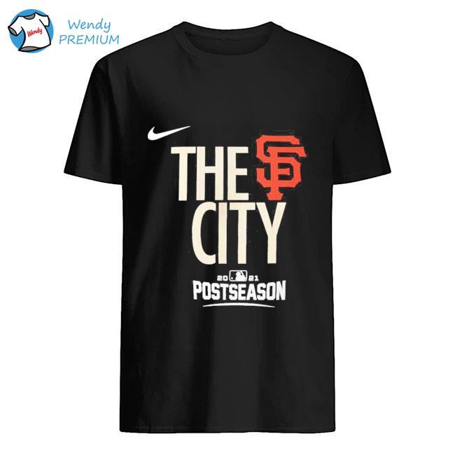 The San Francisco Giants City Postseason Shirt