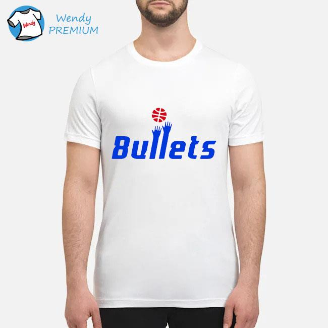Washington Bullets Shirt